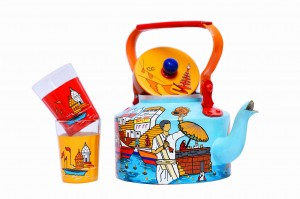 Kettle Set - Banaras