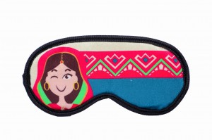 Eye / Sleep Mask - Horn Not Ok Please