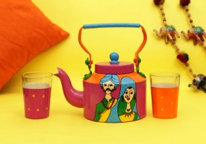 Kettle Set - Raja Rani