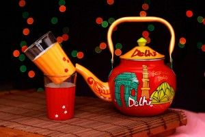 Kettle Set - Delhi Theme