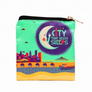 Coin Pouch - City Never Sleeps