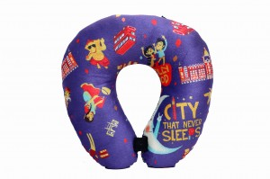 Neck Pillow - Mumbai Meri Jaan