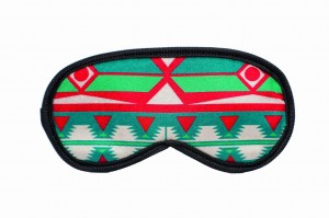 Eye Mask - Horn Not Ok Please Pattern