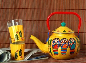 Kettle Set - Bengali Babushka