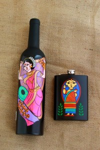 Bar Tools & Hip Flask - Lavani & Babushka