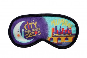 Eye Mask - Mumbai Meri Jaan