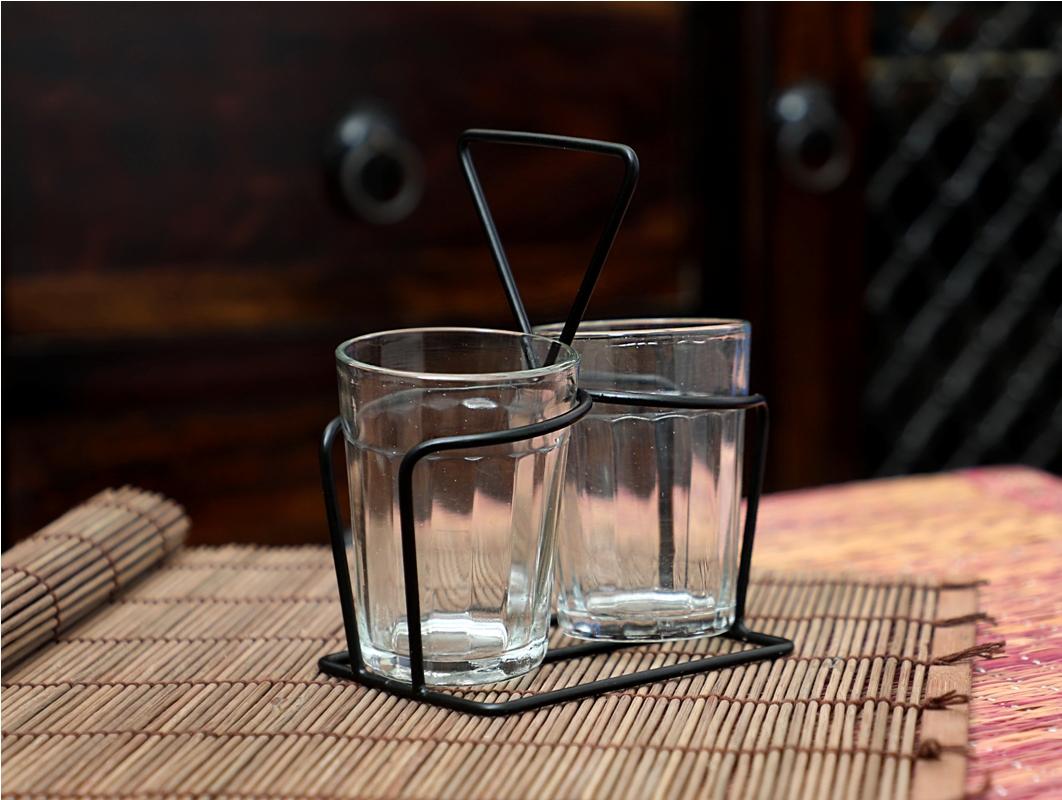 Tapri Glasses - Clear Glasses