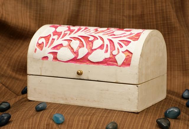 Jewelry Box - colorful