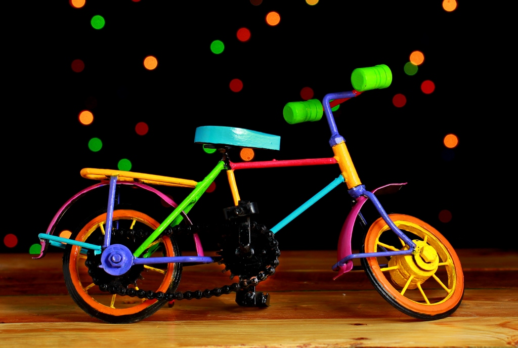 A Krazy Mug - Bicycle Rangela